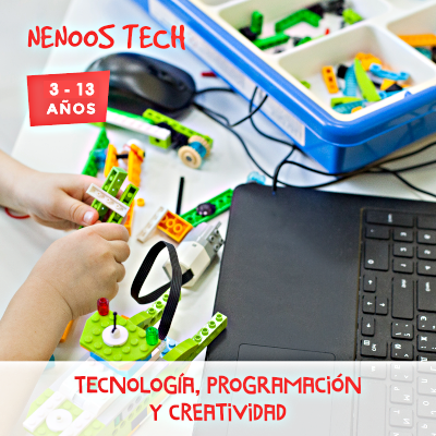 Program Nenoos TECH