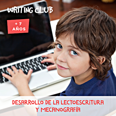 Programa Nenoos WRITTING CLUB